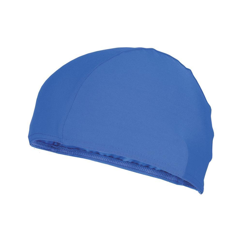 834339 Lycras Spokey plavecká čepice textilní modrá  71094efda3
