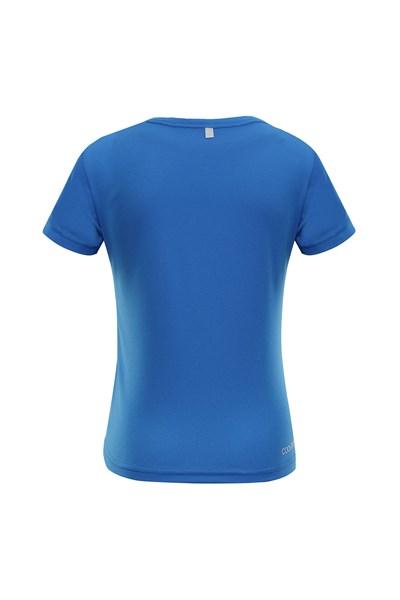 Hoto Alpine pro dětské funkční tričko modré  b34eb42fa7