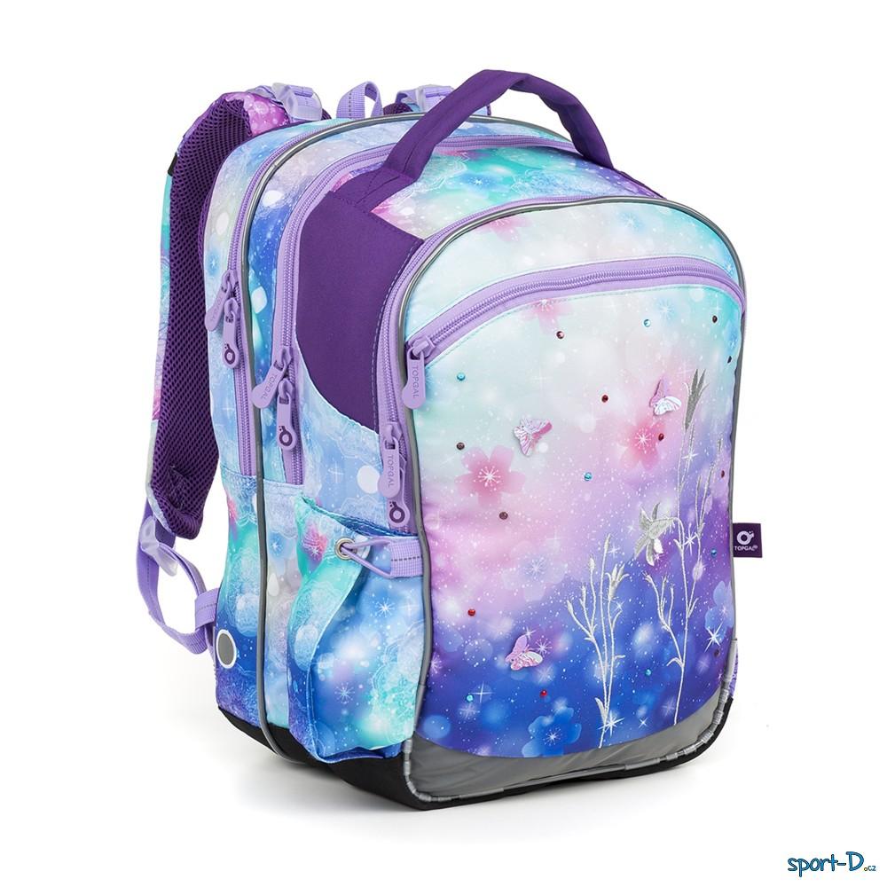 fa370159e3f Nové školní batohy pro I.stupeň základní školy od Topgalu